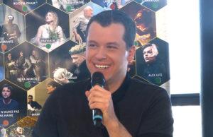 La Grande Emission d'Azur TV 01/04/2019 : Le Brossage Lymphatique - Chronique Mickaël Mugnaini, Mister Riviera Blog - Théâtre du Forum, Fréjus