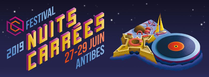 Festival Nuits Carrées Antibes Concert Cote dAzur France Programme Blog Mister Riviera 2019