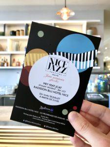 Nice Jazz Festival - Le journal de bord du Blog Mister Riviera - Mercredi 17 juillet 2019 - Photo Mickaël Mugnaini, Mister Riviera Blog - Hôtel Radisson Blu Nice, Côte d'Azur France