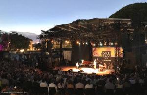 Nice Jazz Festival - Le journal de bord du Blog Mister Riviera - Jeudi 18 juillet 2019 - Photo Mickaël Mugnaini, Côte d'Azur France