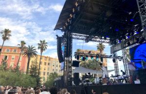 Nice Jazz Festival - Le journal de bord du Blog Mister Riviera - Mercredi 17 juillet 2019 - Photo Mickaël Mugnaini, Mister Riviera Blog - Côte d'Azur France