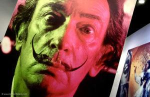 Dalí à Monaco, l'expo à ne pas manquer cet été au Grimaldi Forum - Photo Mickaël Mugnaini - Mister Riviera Blog, Côte d'Azur France