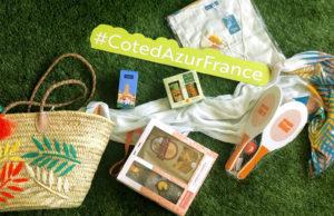 [Jeu Concours] Gagnez les produits de la nouvelle collection Côte d'Azur France - Blog Mister Riviera
