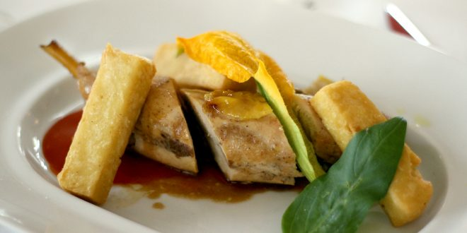 Les rencontres manelli mister riviera a test un cours for Grande ecole de cuisine