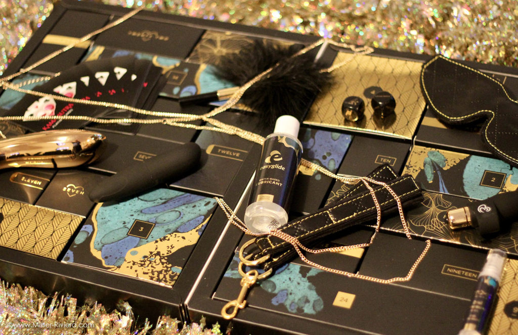 Les Calendriers de l'Avent pour patienter jusqu'à Noël - Blog Mister Riviera, Côte d'Azur France 2019