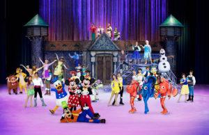 [Jeu Concours] Gagnez vos places pour le spectacle Disney Sur Glace au Palais Nikaia de Nice - Mister Riviera Blog, Côte d'Azur France