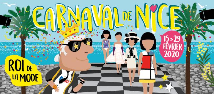 [Jeu Concours] Gagnez vos invitations pour le Carnaval de Nice 2020 - Blog Mister Riviera, Blog Côte d'Azur France