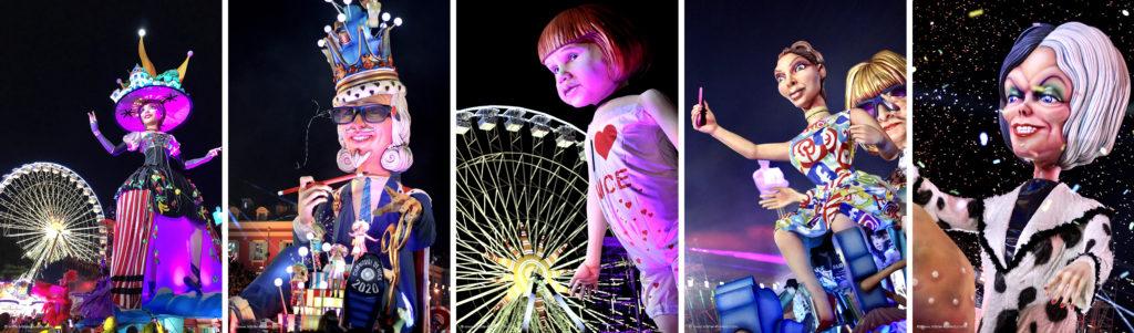 Carnaval de Nice 2021 : Programme des événements qui feront vivre le Carnaval malgré tout - Blog Mister Riviera, Côte d'Azur France