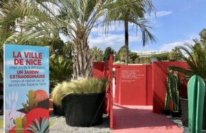 Nouvelle édition d'Avril au Jardin, à découvrir jusqu'au 28 avril 2021 à Nice